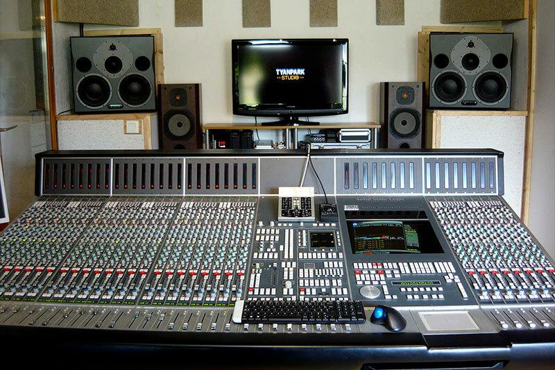 studio d 39 enregistrement professionnel du tyanpark studio en bretagne. Black Bedroom Furniture Sets. Home Design Ideas
