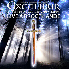 Excalibur : captation audio et sonorisation du concert Live à Brocéliande
