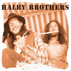 Halby Brothers : co-production, enregistrement, mixage et mastering de l'album des Halby Brothers