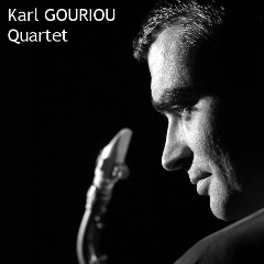 Karl Gouriou Quartet : sonorisation et captation audio de concert, co-production, mixage et mastering de l'album du Karl Gouriou Quartet