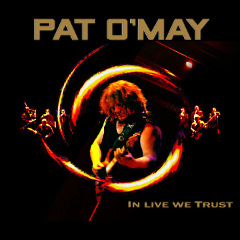 Pat O'May : captation audio de concert, co-production et mixage audio de l'album In Live We Trust
