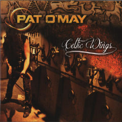 Pat O'May : enregistrement et mixage de l'album Celtic Wings